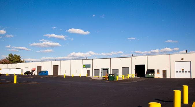 Building 9 | Unit 9C-9D | 36 Sword Street | Auburn, MA