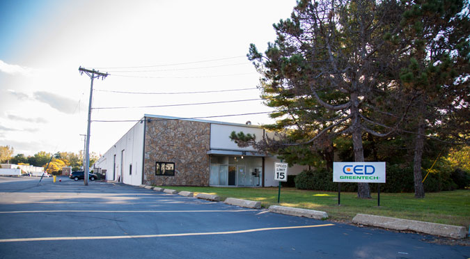 Building 9 | Units 9A-9B | 36 Sword Street | Auburn, MA